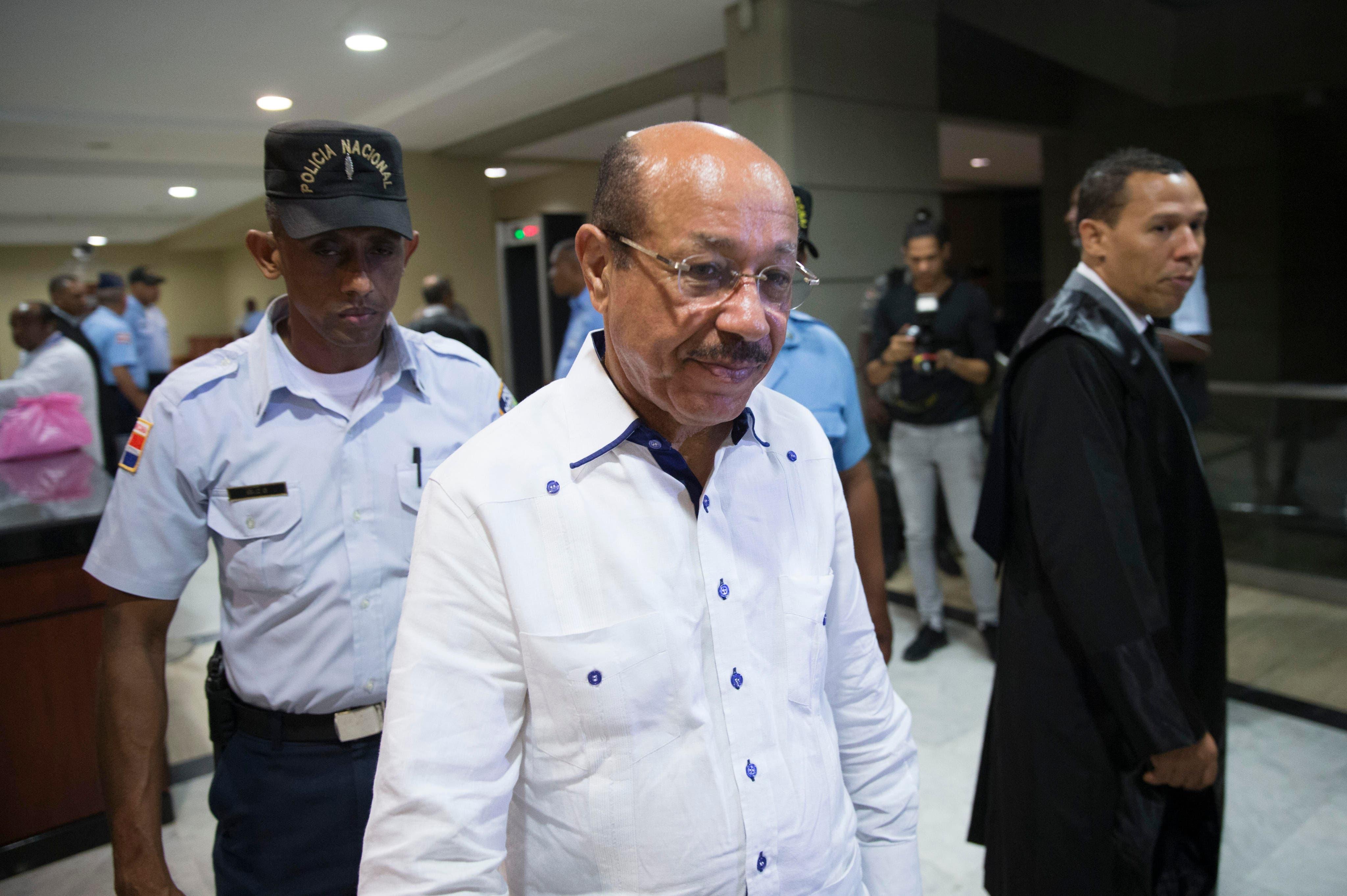 Presos por caso Odebrecht podrían ser trasladados hoy a cárceles La Victoria y Najayo