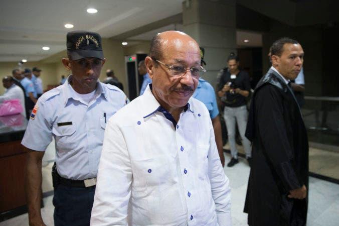 REPÚBLICA DOMINICANA: Temístocles apela la coerción de prisión preventiva