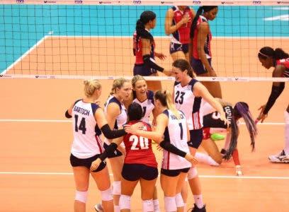 EU GANA ORO, RD LA PLATA en XVI Copa Panamericana de Voleibol