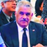 El canciller Miguel Vargas Maldonado