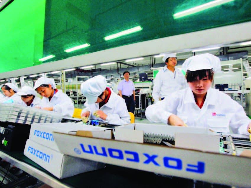 Foxconn   invertirá US$10.000 millones en tecnología en EEUU