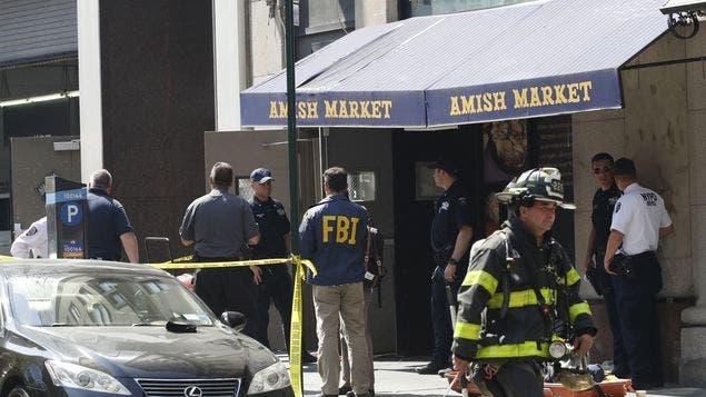 Explosión por fuga de gas deja 32 heridos en Nueva York