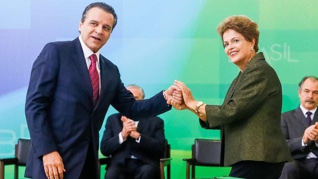 Arrestan exministro de Rousseff y Temer por desvíos en estadio del Mundial