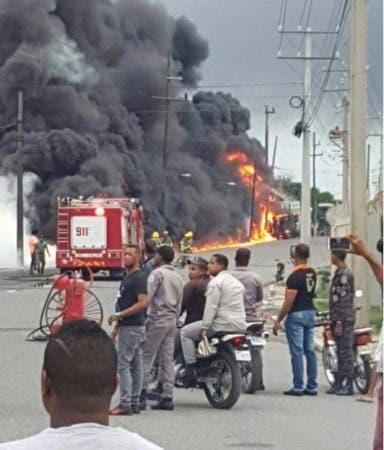 Incendio Haina 6