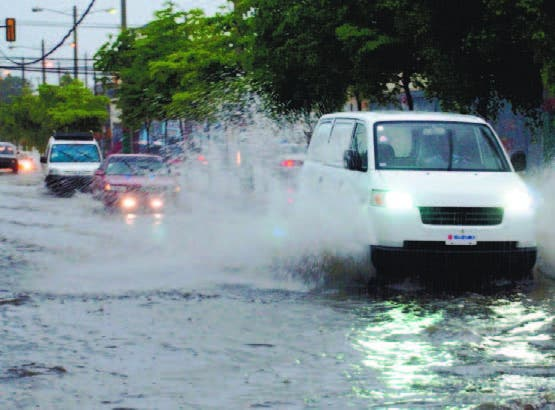 Las lluvias han generado inundaciones en la zona rural y urbana