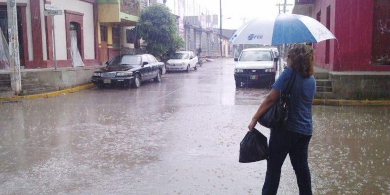 Vaguada provocará chubascos en varias provincias del país