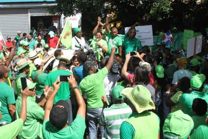 Marcha Verde .