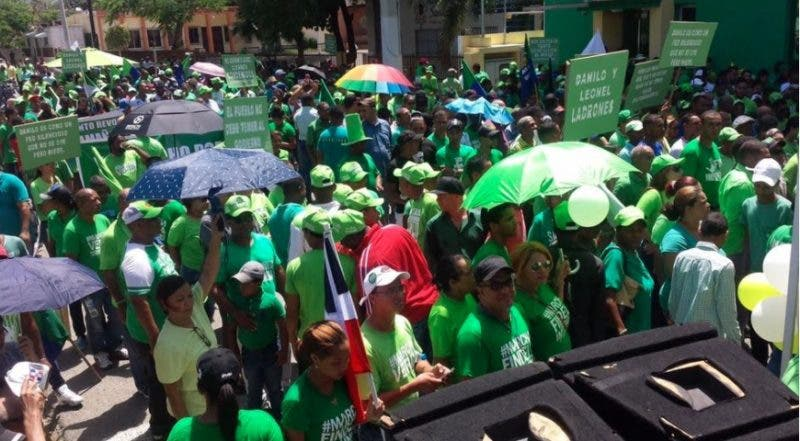 Marcha Verde Cr