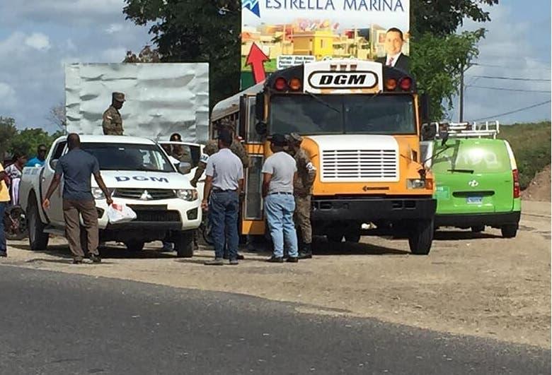 Migración detiene nacionales haitianos durante operativos en La Romana
