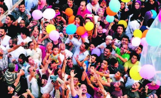 Musulmanes del mundo inician festejos del final mes ramadán