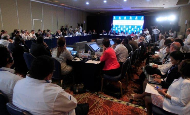 OEA reunión Cancún