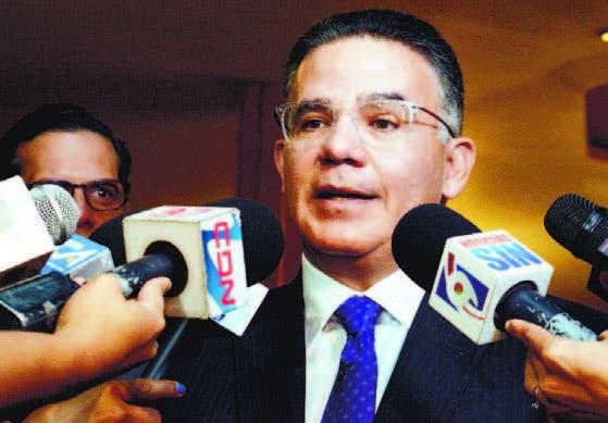 Pedro Brache, presidente del Consejo Nacional de Empresa Privadas