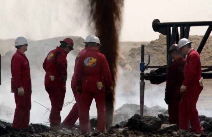 Petróleo de Texas sube 2,39 % y cierra en 53,90 dólares el barril