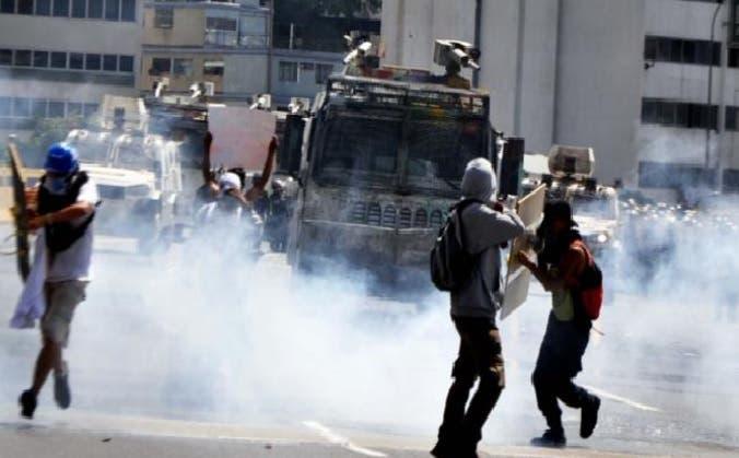 Protesta en Venezuela 5