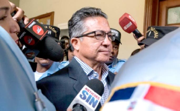 Resultado de imagen para Ex secretario de las Fuerzas Armadas,Rafael Peña Antonio