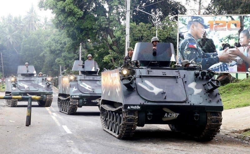 Filipinas: Duterte dice que no negociará con extremistas