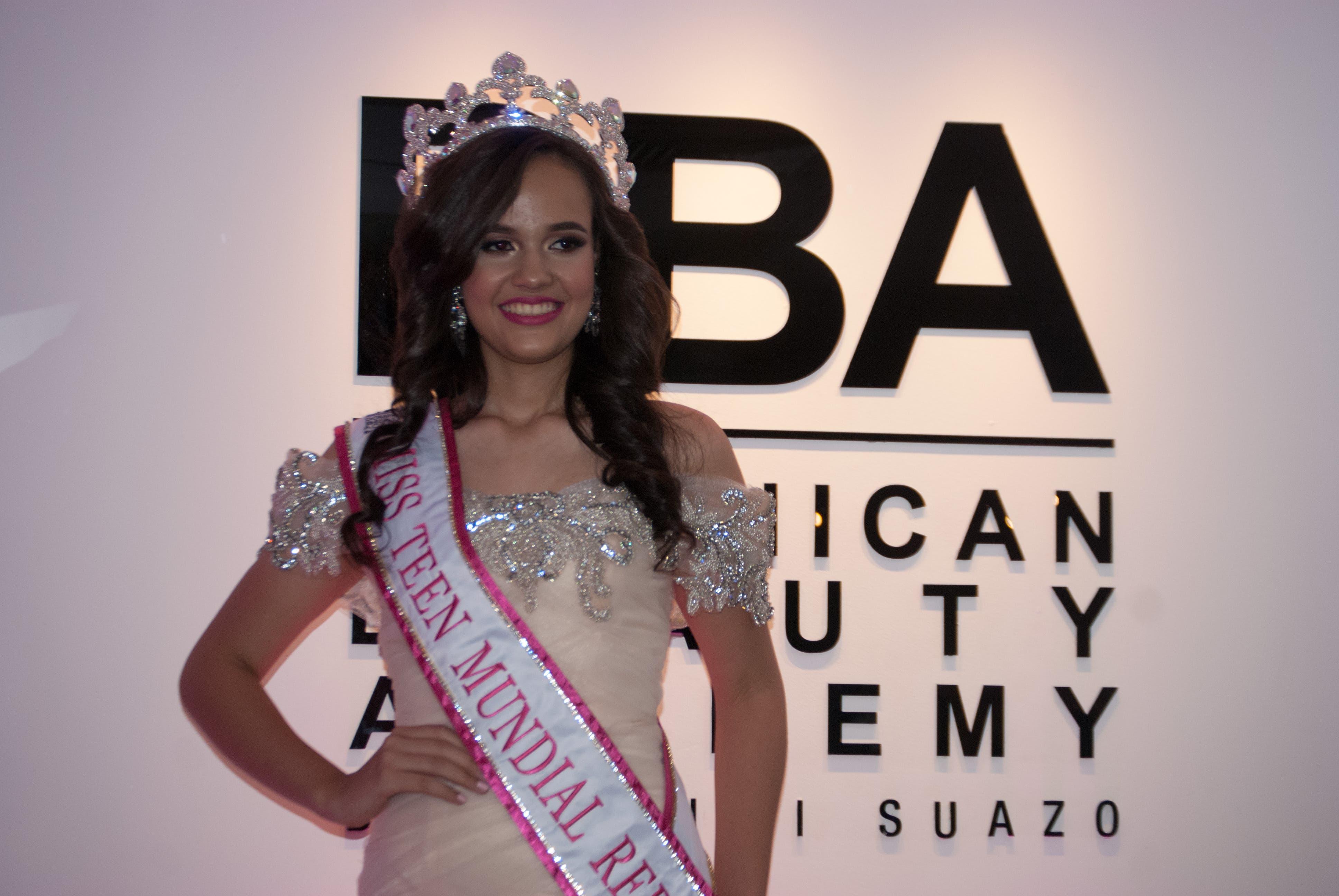 Coronan la nueva Miss Teen Mundial RD 2017