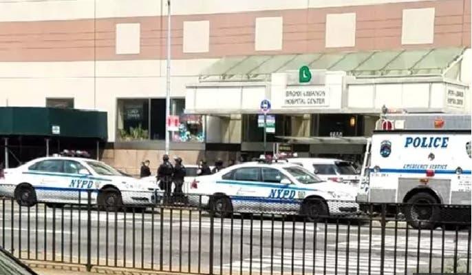 El tiroteo se produjo en el hospital Bronx Lebanon/Fuente externa.