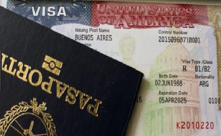 EE.UU. pide datos de redes sociales a los solicitantes de visado
