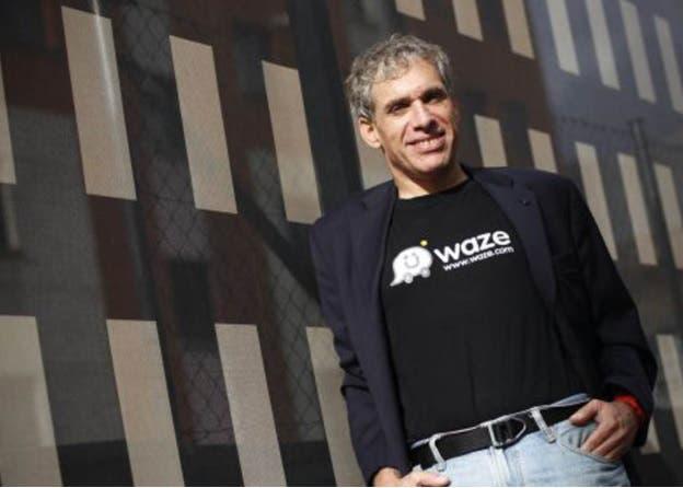 """Cofundador de Waze dice que su """"magia"""" es que todo lo hacen los conductores"""