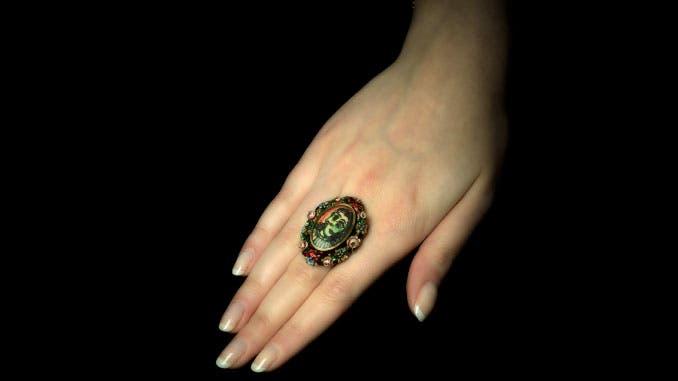 A subasta el anillo con el que Picasso hizo las paces con Dora Maar