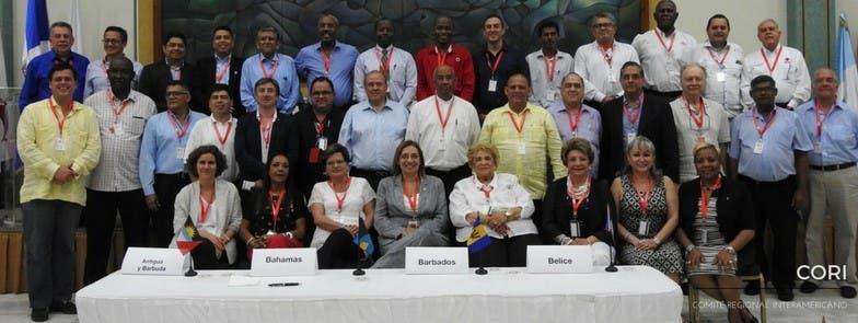 Realizan en RD reunión del Comité Regional Interamericano