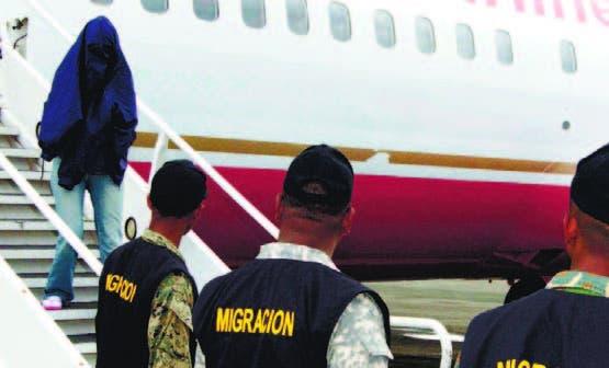 Dominicanos deportados de EEUU alcanzan los 330 en lo que va de año