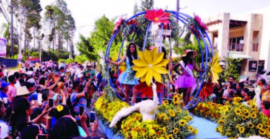 Festival de las Flores: para  el turismo cultural y ecológico