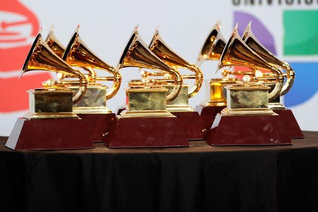 Los Latin Grammy serán el 16 de noviembre en Las Vegas