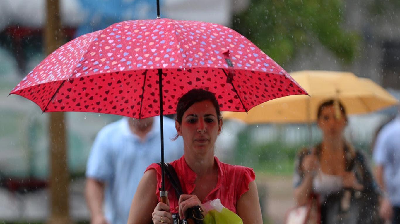 Pronostican pocas lluvias para el fin de semana