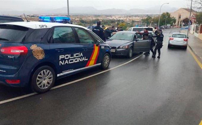 Resultado de imagen para Dominicanos arrestados en Madrid por conducir con licencias falsas