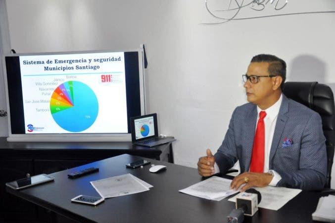 El diputado Robinson Díaz, pide poner atención a los hospitales de Santiago.