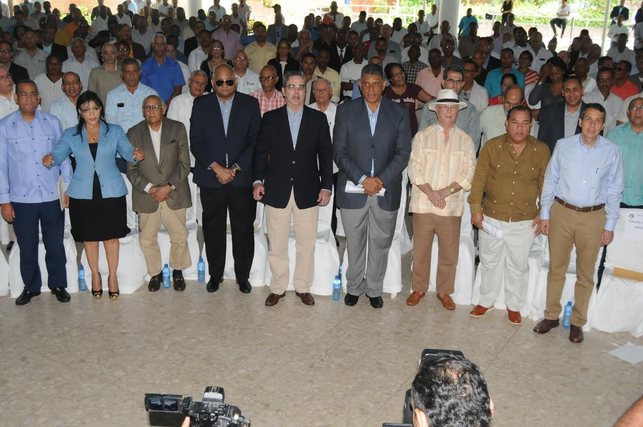 PRM: Sentencia de Ortega Polanco persigue disminuir su rol de oposición a Danilo Medina