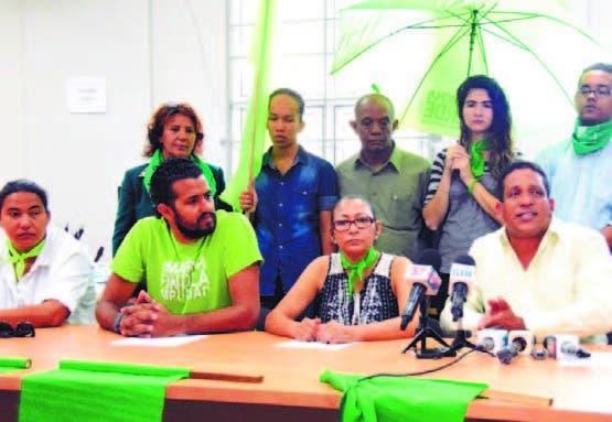 Rubén Bichara debe responder por Punta Catalina — Fidelio Despradel