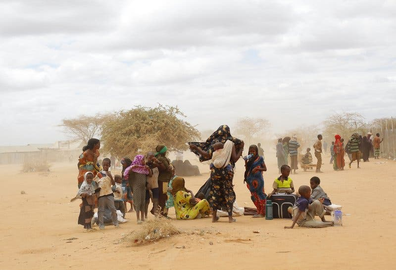 EEUU critica a África por fracaso sobre amenaza de hambruna