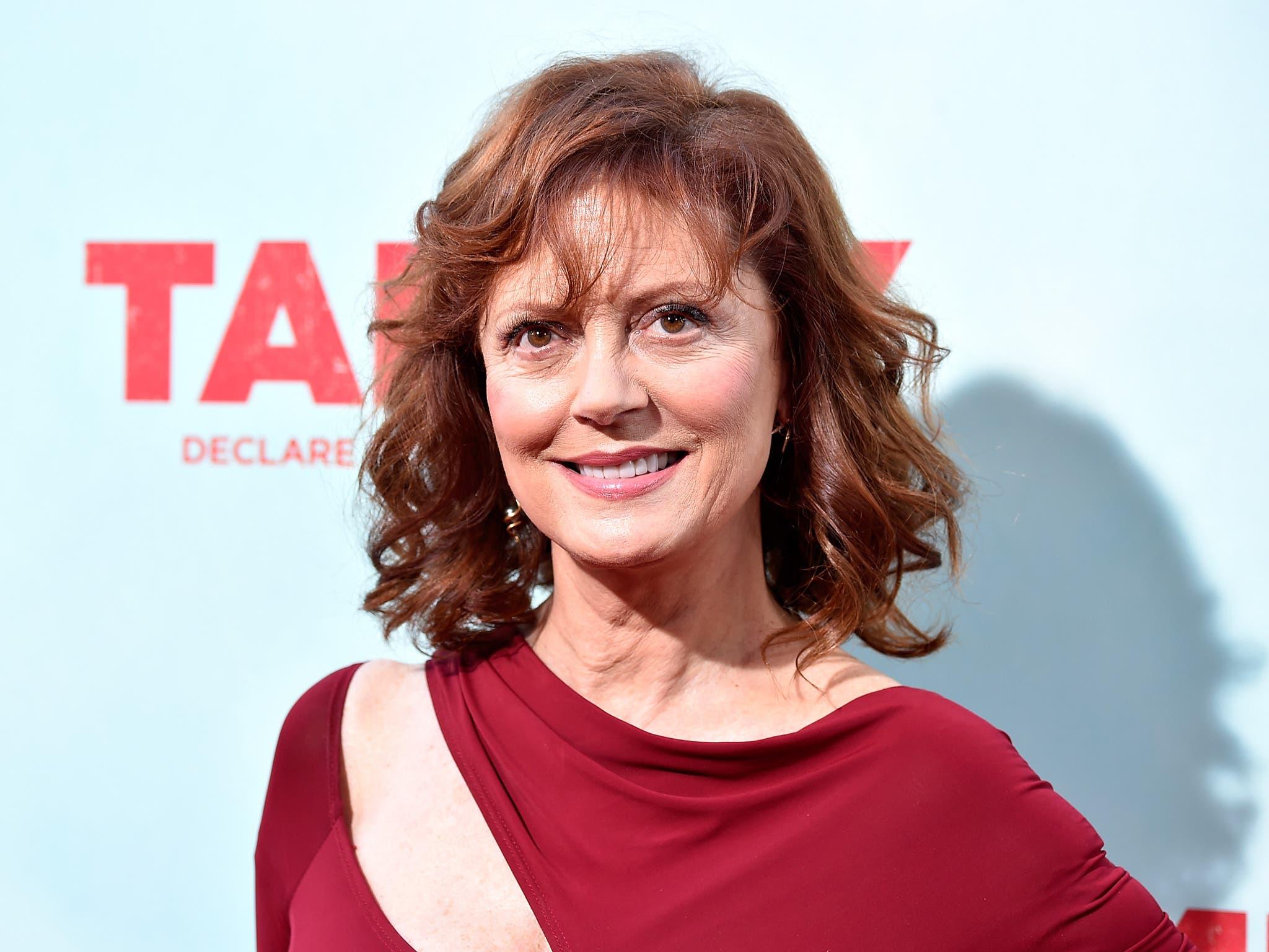 Susan Sarandon, Premio de Honor en el Festival de Cine Fantástico de Sitges