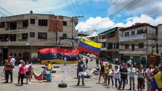 VENEZUELA: Prohíben reuniones y manifestaciones públicas desde viernes hasta el marte