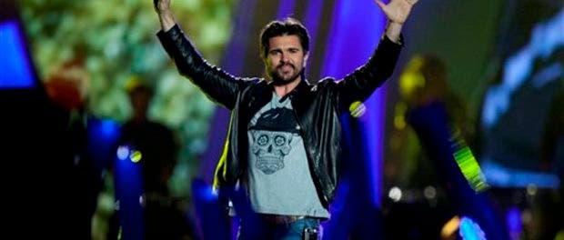 """Juanes cautivó a miles de nicaragüenses con su álbum """"Mis planes son amarte»"""