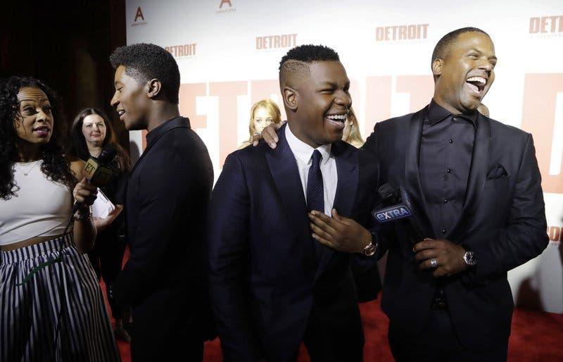 """Realizadores de """"Detroit"""" esperan desatar diálogo sobre raza"""