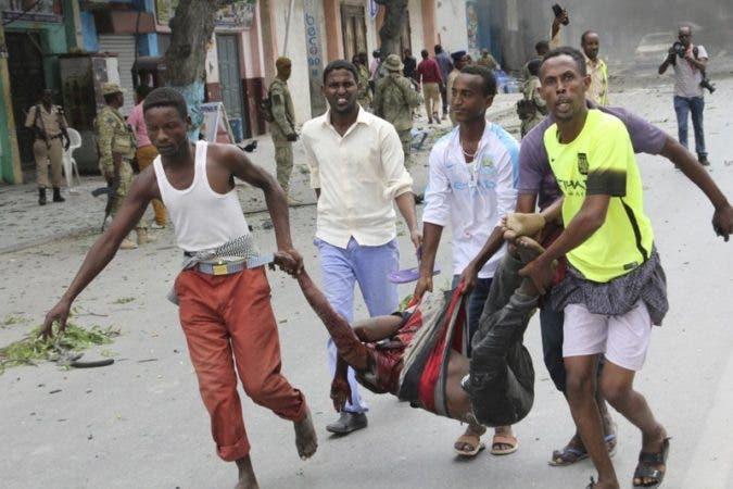 Coche bomba deja 18 heridos en Somalia