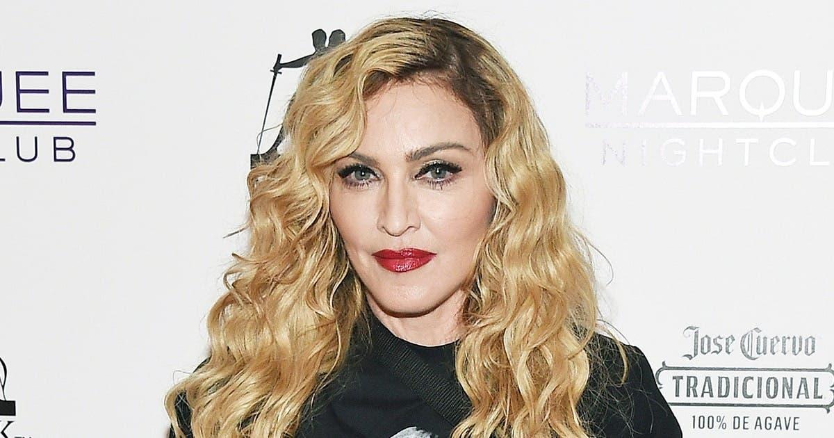 Madonna pide a la corte que bloquee subasta de carta de amor