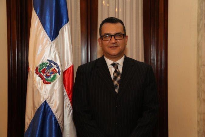 Román Andrés Jáquez Liranzo, nuevo presidente del Tribunal Superior Electoral.