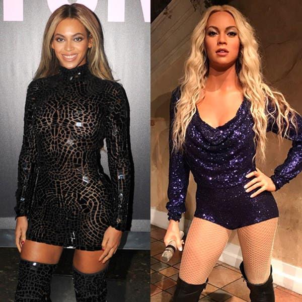 Museo Madame Tussauds retira la polémica estatua de cera de Beyoncé