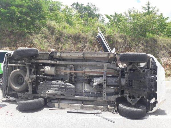 Los policías de tránsito indican que son frecuentes los accidentes y que por lo general son fatales .