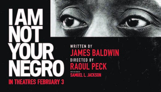 El  retorno de   JAMES BALDWIN: bajo la mirada de Raoul Peck…