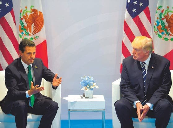 Presidente México cancela visita a Casa Blanca tras tensiones con Trump por muro