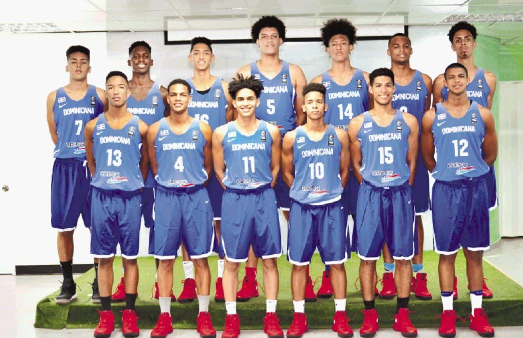 RD VS PANAMÁ Comienza hoy el torneo Centrobasket U-17