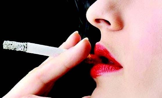Antes se creía que el tabaco provocaba el efecto contrario.