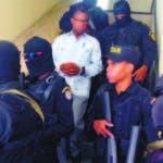 Blas Peralta es el principal acusado de la muerte del exrector de la Universidad Autónoma de Santo Ddomingo Mateo Aquino Febrillet.