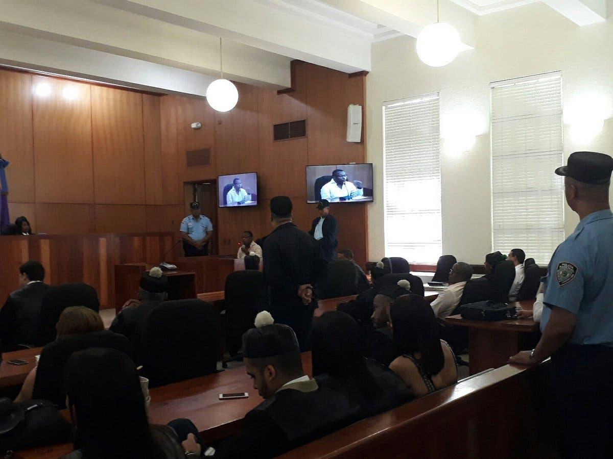 Tribunal dará fallo contra Blas Peralta y otros implicados en muerte de Febrillet esta noche